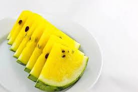 Manfaat Semangka Kuning Untuk Kesehatan Tubuh