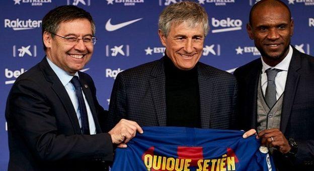 Bagaimana Barcelona Menggantikan Valverde Dengan Setien Di Camp Nou