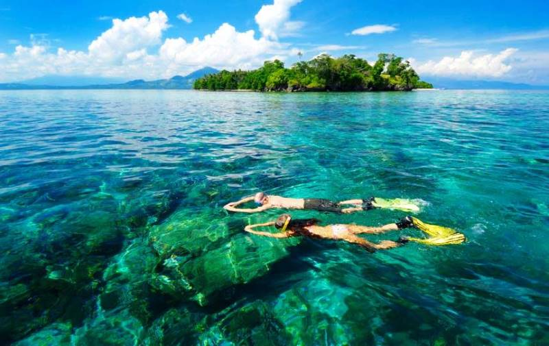 Wisata Di Manado